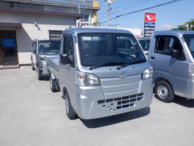 沖縄県宜野湾市の中古車ならハイゼットトラック スタンダード エアコン・パワステ付き