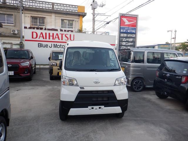 沖縄県の中古車ならハイゼットカーゴ DX エアコン パワステ キーレス