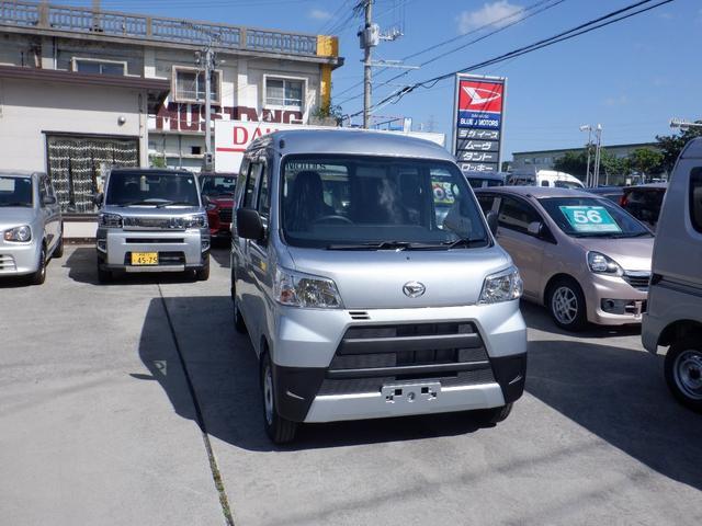 沖縄県宜野湾市の中古車ならハイゼットカーゴ DX エアコン パワステ 5速