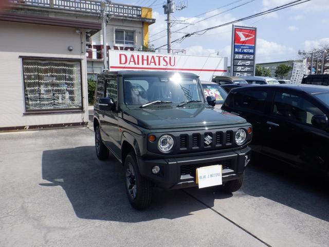 沖縄県宜野湾市の中古車ならジムニー
