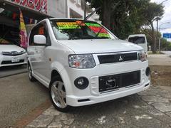 eKスポーツR ナビ TV ブルートゥース バックカメラ  本土無事故車