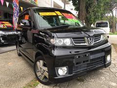 ゼストスパークW ナビ フルセグTV ブルートゥース機能 本土無事故車