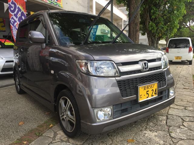 ホンダ スポーツGダイナミックスペシャル ナビ地デジTV本土無事故車