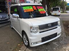 ムーヴコンテカスタム RSターボ 電動シート CD AUX 本土無事故車