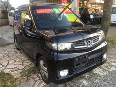 ゼストスパークW ナビ TV ブルートゥース スマートキー 本土無事故車