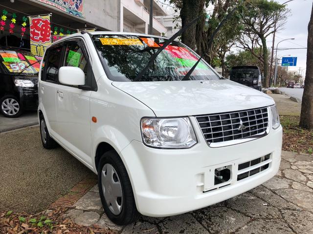 沖縄県の中古車ならeKワゴン MX  ナビ 地デジTV AUX 本土無事故車