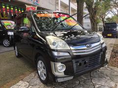 ステラカスタムRリミテッド スマートキー CDAUX 本土無事故車