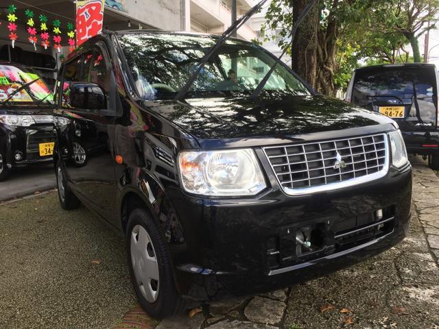 沖縄県の中古車ならeKワゴン MX HDDナビ地デジTV USBスマホリンク 本土無事故車