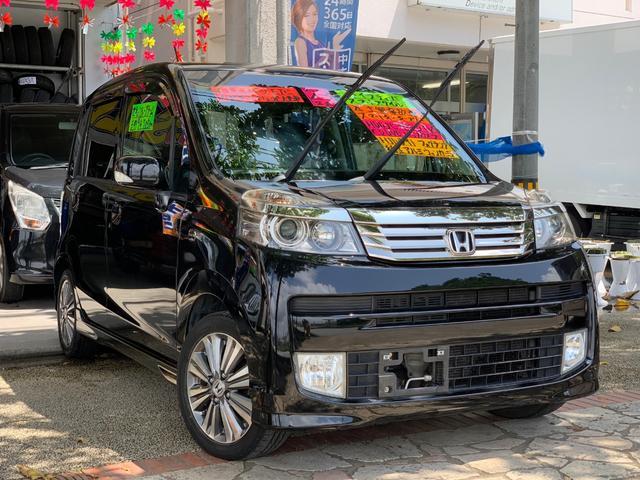 ホンダ ディーバスマートスタイル ナビTVバックカメラ 本土無事故車