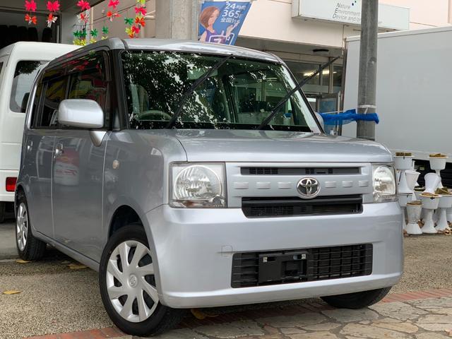 トヨタ X スマートキー ナビ 地デジTV バックカメラ 本土中古車