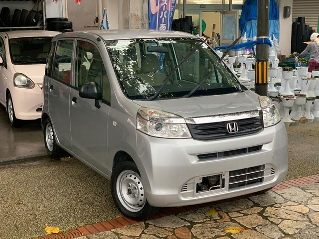 沖縄の中古車 ホンダ ライフ 車両価格 29万円 リ済込 2012(平成24)年 11.4万km シルバー