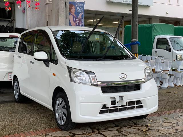沖縄県の中古車ならムーヴ L SA スマートアシスト アイドリングストップ 本土無事故