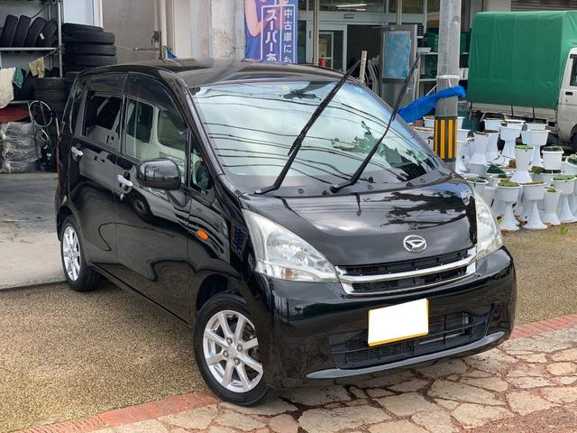 沖縄県の中古車ならムーヴ Xリミテッド プッシュスタートナビTVバックカメラ 本土中古