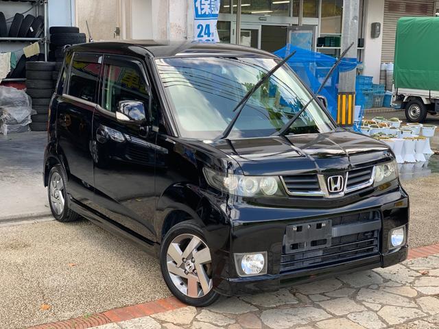 沖縄県の中古車ならゼストスパーク W ナビ TV ブルートゥース バックカメラ 本土無事故車