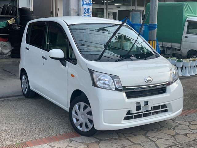沖縄県の中古車ならムーヴ L ナビ TV ブルートゥース バックカメラ 本土無事故車