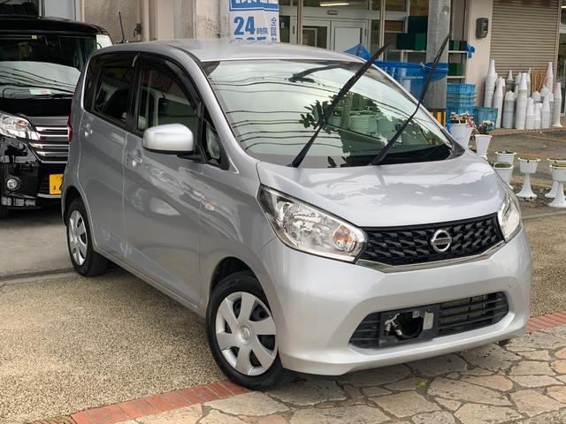 沖縄県の中古車ならデイズ J ナビ フルセグTV USB バックカメラ 本土無事故車