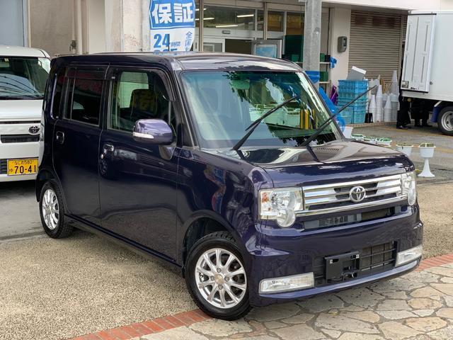 沖縄県の中古車ならピクシススペース カスタム X ナビ ブルートゥース バックカメラ 本土中古車