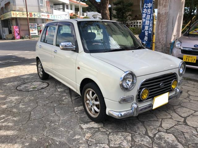 沖縄県宜野湾市の中古車ならミラジーノ ミニライトスペシャル