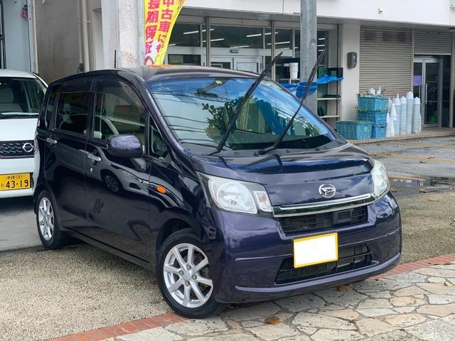 沖縄県の中古車ならムーヴ XSA プッシュスタート ナビTVブルートゥースバックカメラ