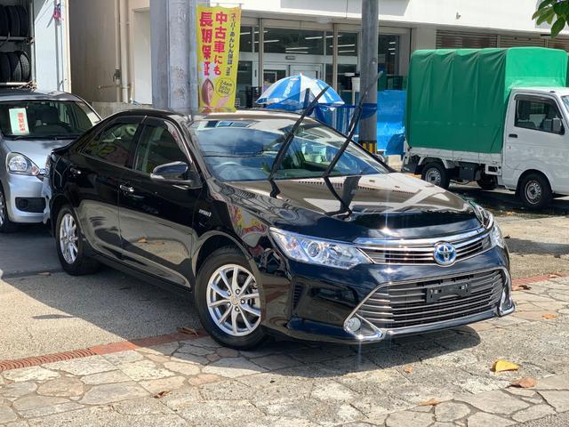 カムリ(トヨタ) ハイブリッド 中古車画像