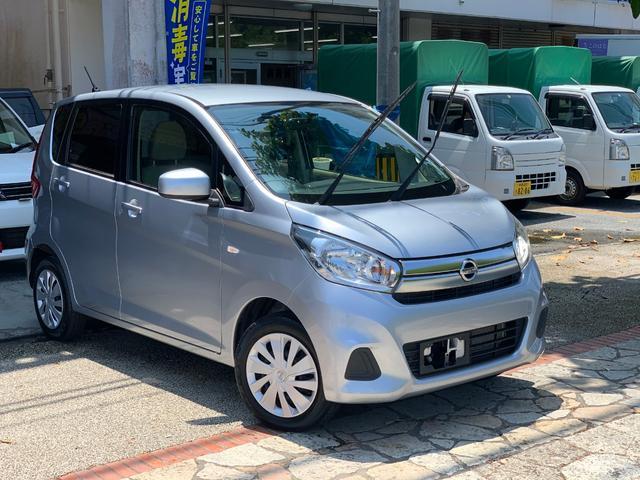 沖縄県の中古車ならデイズ J ナビ 地デジTV ブルートゥース機能 バックカメラ 本土無事故車