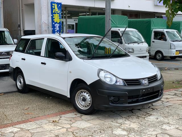 沖縄県の中古車ならAD DX キーレスエントリー 100V電源 ETC 本土無事故車