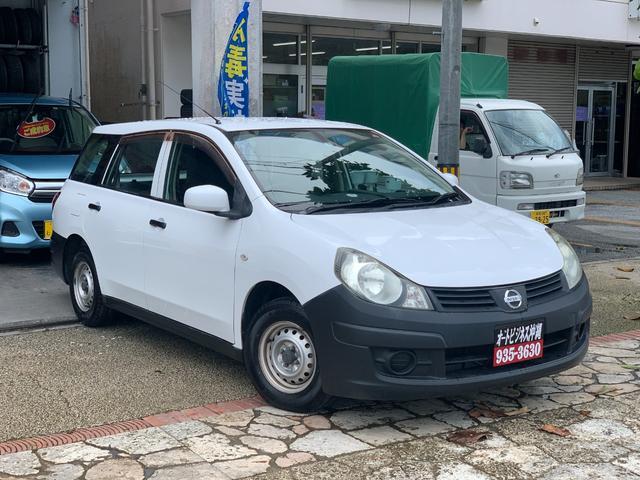 日産 VE キーレスエントリー 100V電源 電動格納ドアミラー 本土無事故車