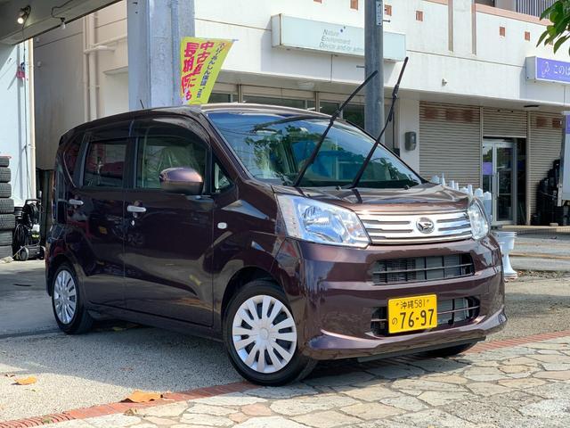 沖縄県の中古車ならムーヴ L SAIII ナビ地デジTV ブルートゥース バックカメラ