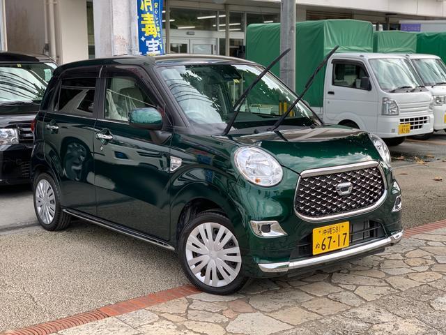 沖縄県の中古車ならキャスト スタイルX SAIII