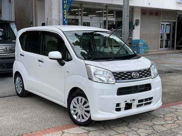 沖縄県の中古車ならムーヴ L SAII 安全装備スマートアシスト2 アイドリングストップ ナビ Bluetooth機能 USB ETC 本土無事故車