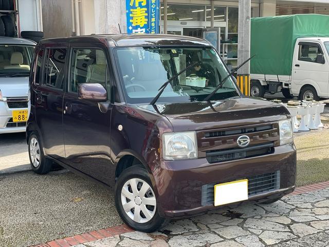 ダイハツ L ナビ 地デジTV バックカメラ ドライブレコーダー ETC 本土無事故車