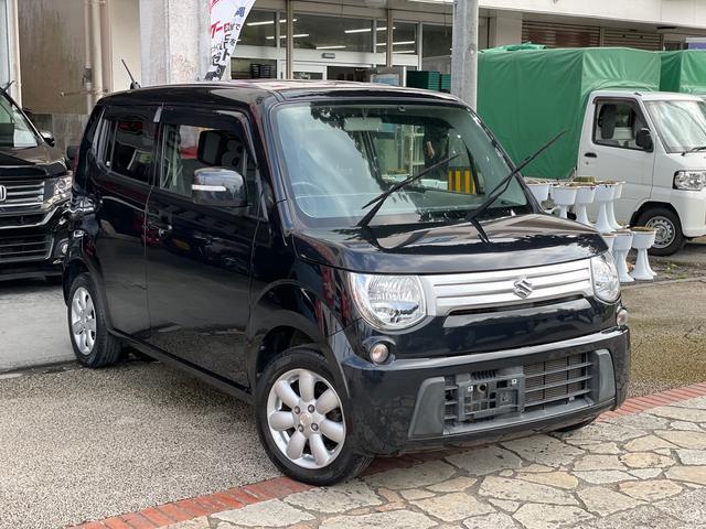 沖縄県の中古車ならMRワゴン 10thアニバーサリー リミテッド プッシュスタート ナビ TV Bluetooth機能 バックカメラ 本土中古車
