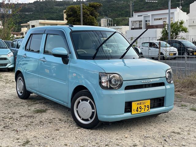 沖縄県の中古車ならミラトコット G リミテッド SAIII