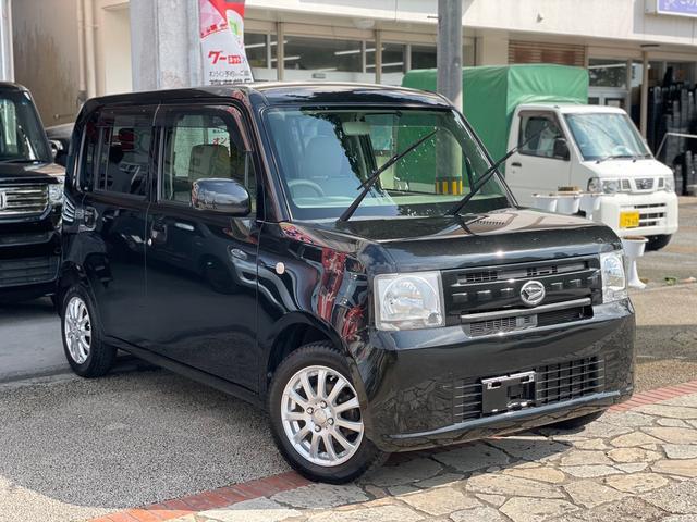 沖縄県の中古車ならムーヴコンテ L アイドリングストップ ナビ 地デジTV Bluetooth機能 バックカメラ ETC 本土無事故車