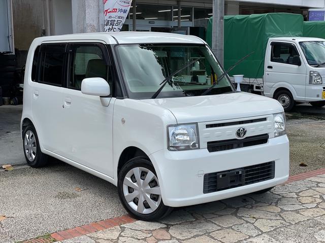 トヨタ ピクシススペース L アイドリングストップ ナビ 地デジTV Bluetooth機能 バックカメラ 本土無事故車