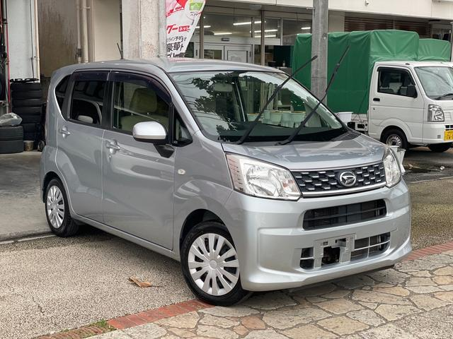 沖縄県中頭郡北中城村の中古車ならムーヴ L アイドリングストップ ナビ 地デジTV Bluetooth機能 ETC 本土中古車