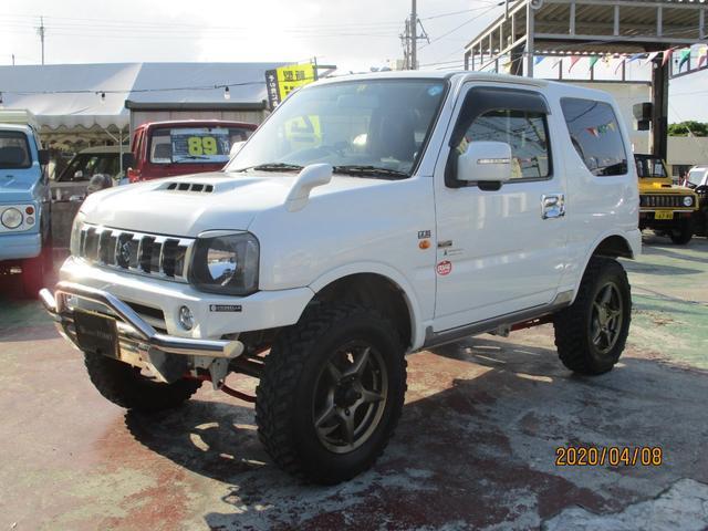 沖縄県の中古車ならジムニー クロスアドベンチャー