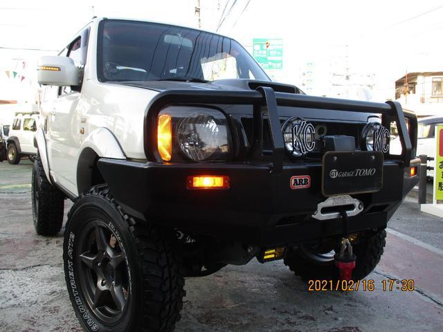 沖縄県の中古車ならジムニー クロスアドベンチャーXC コンプリートカー・新品ビーストホイール