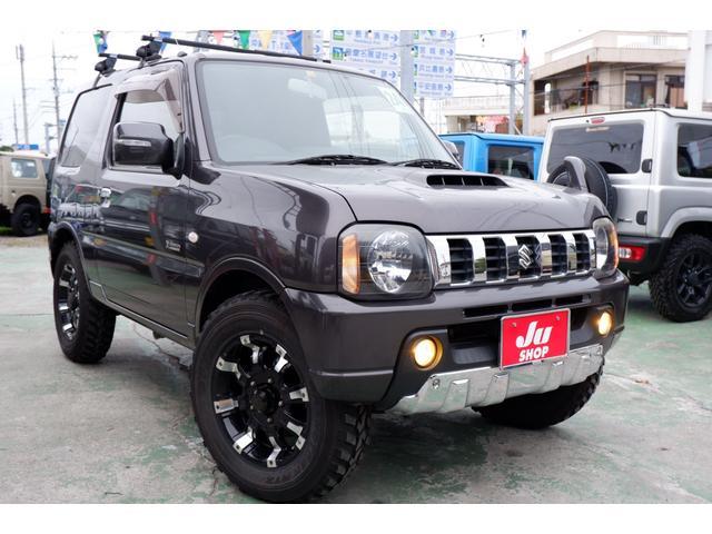 沖縄の中古車 スズキ ジムニー 車両価格 95万円 リ済込 2012(平成24)年 13.9万km グレーM