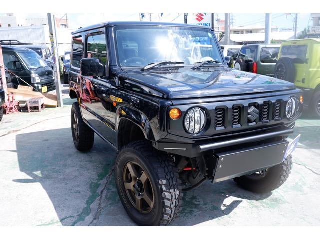 沖縄の中古車 スズキ ジムニー 車両価格 ASK リ済込 2020(令和2)年 0.9万km DブラックM
