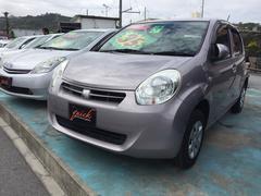 沖縄の中古車 トヨタ パッソ 車両価格 35万円 リ済込 平成22年 9.4万K ピンク