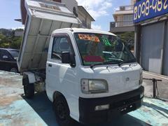 沖縄の中古車 ダイハツ ハイゼットトラック 車両価格 45万円 リ済込 平成11年 11.4万K ホワイト