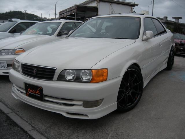 チェイサー:沖縄県中古車の新着情報