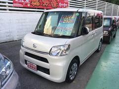 沖縄の中古車 ダイハツ タント 車両価格 83万円 リ済込 平成26年 6.0万K パールホワイトIII