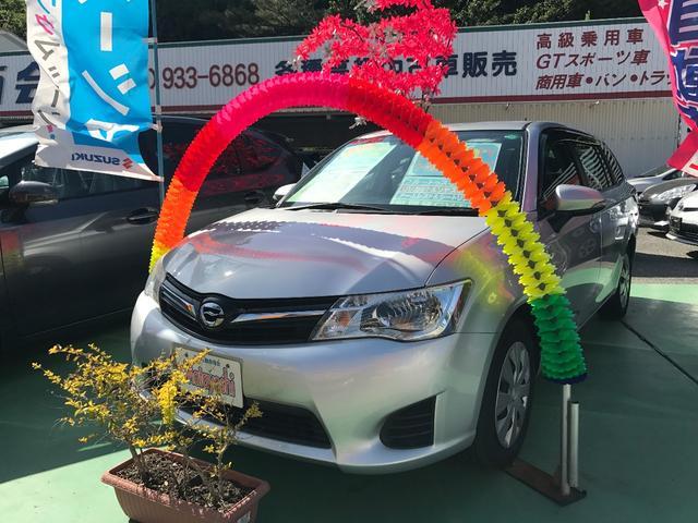 トヨタ 1.5X 純正ナビTV