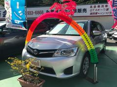 沖縄の中古車 トヨタ カローラフィールダー 車両価格 78万円 リ済込 平成24年 7.6万K シルバーメタリック