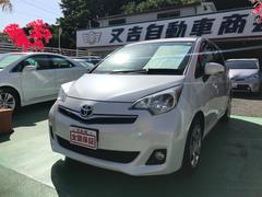 沖縄の中古車 トヨタ ラクティス 車両価格 74万円 リ済込 平成23年 8.4万K パール