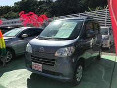 沖縄の中古車 ダイハツ タントエグゼ 車両価格 54万円 リ済込 平成22年 7.6万K グレー
