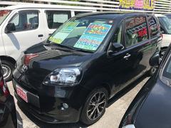 沖縄の中古車 トヨタ ポルテ 車両価格 88万円 リ済込 平成26年 6.2万K ブラック