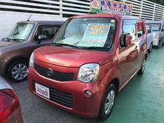 沖縄の中古車 日産 モコ 車両価格 64万円 リ済込 平成23年 4.3万K モコベリーPM